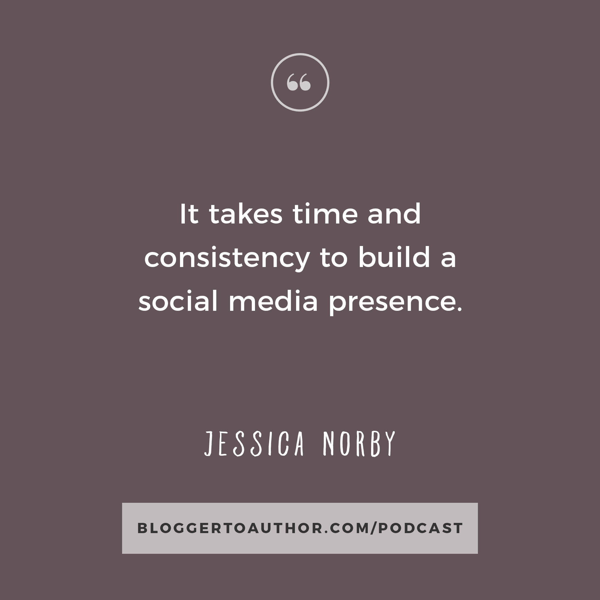 Are you totally overwhelmed by social media? Don't miss this podcast episode with social media strategist Jessica Norby! She gives you her best tips for building a relationship with your audience through social media. And, she shares some ideas for how you can use social media to grow your blog and sell your book.